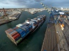 Impact of economies of scale in modern port management